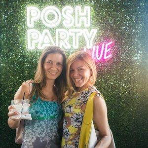 POSH PARTY LIVE @NYC!! What a Blast!! 😍♥️